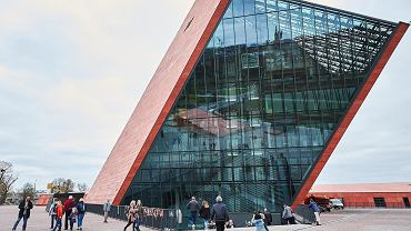 Muzeum II Wojny w Gdańsku.
