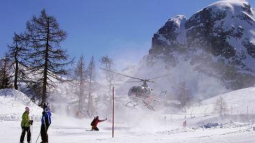 Wypadki na nartach mogą być niebezpieczne, a leczenie kosztowne/ Fot. CC BY-NC 2.0/ silangel/ www.flickr.com/photos/silangel/
