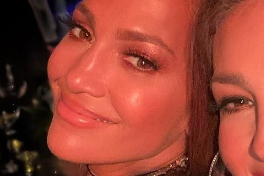 Thalia imprezowała z Jennifer Lopez