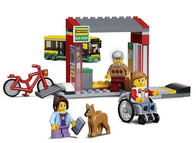 Klocki LEGO City