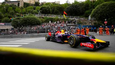 W Monaco rozpoczął się już weekend F1. Wyścig, który rozpocznie się w niedziele o 14:00 tradycyjnie będzie jednym z najefektowniejszych w całym kalendarzu. Na zdjęciu Daniel Riccardo.