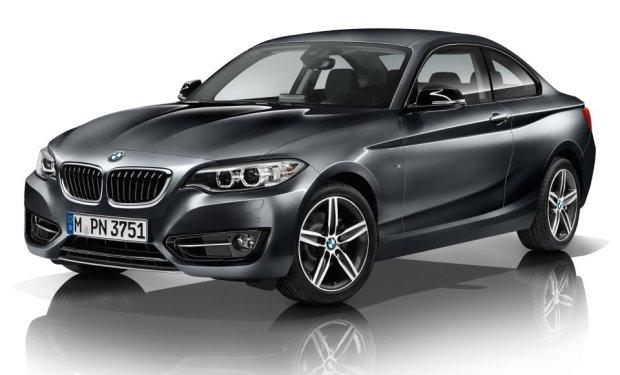 BMW serii 2 Coupe Sport