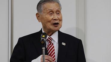Seksistowska wypowiedź szefa komitetu olimpijskiego w Tokio. Yoshiro Mori przeprasza