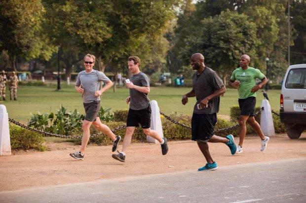 Mark Zuckerberg, twórca Facebooka, rzuca biegowe wyzwanie na 2016 rok!