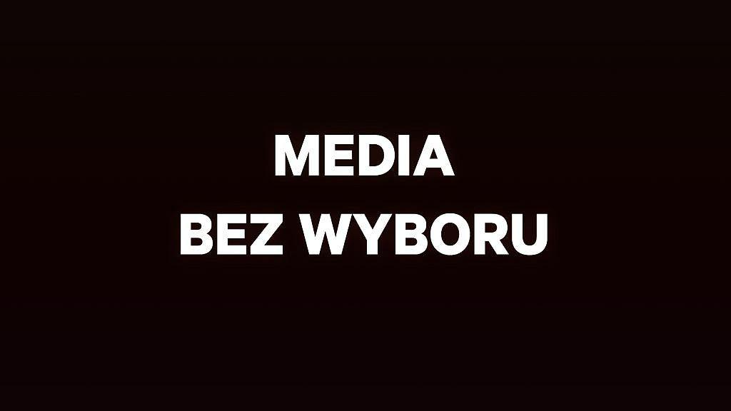 Media bez wyboru. Dlaczego portale informacyjne, radia i telewizje nie działają? (zdjęcie ilustracyjne)