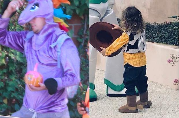 Na jakie poświęcenia stać znanych ojców, by sprawić frajdę swoim dzieciom? Patrząc na halloweenowe stroje Justina Timberlake'a czy Channinga Tatuma nie możemy powstrzymać się od śmiechu.
