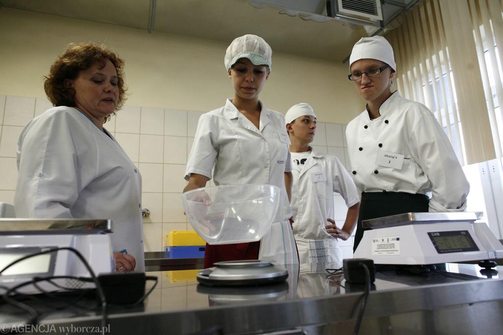 Egazmin zawodowy na kucharza małej gastronomii w Rzeszowie