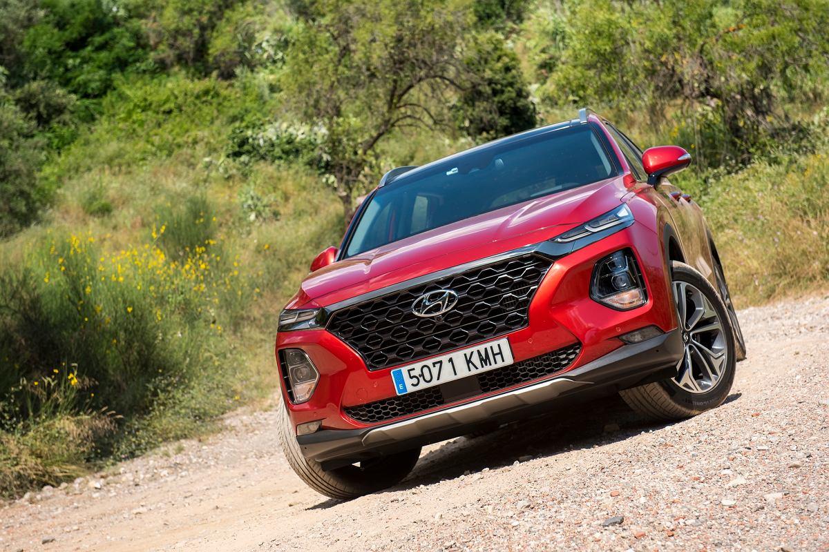 Nowy Hyundai Santa Fe Opinie Moto Pl Flagowy Suv Nowej Generacji