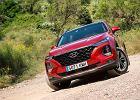 Nowy Hyundai Santa Fe - opinie Moto.pl. Flagowy SUV nowej generacji