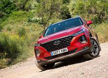 Opinie Moto.pl: Hyundai Santa Fe 2.0 CRDi AWD - Stylowy i komfortowy