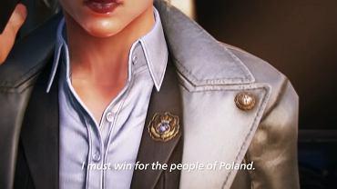 Tekken 7 - w nowym DLC pokierujemy panią premier z Polski