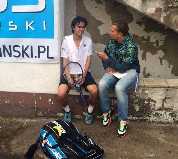 Turniej ATP w Hamburgu. Taro Daniel: Jestem ambitny, ale nie chorobliwie