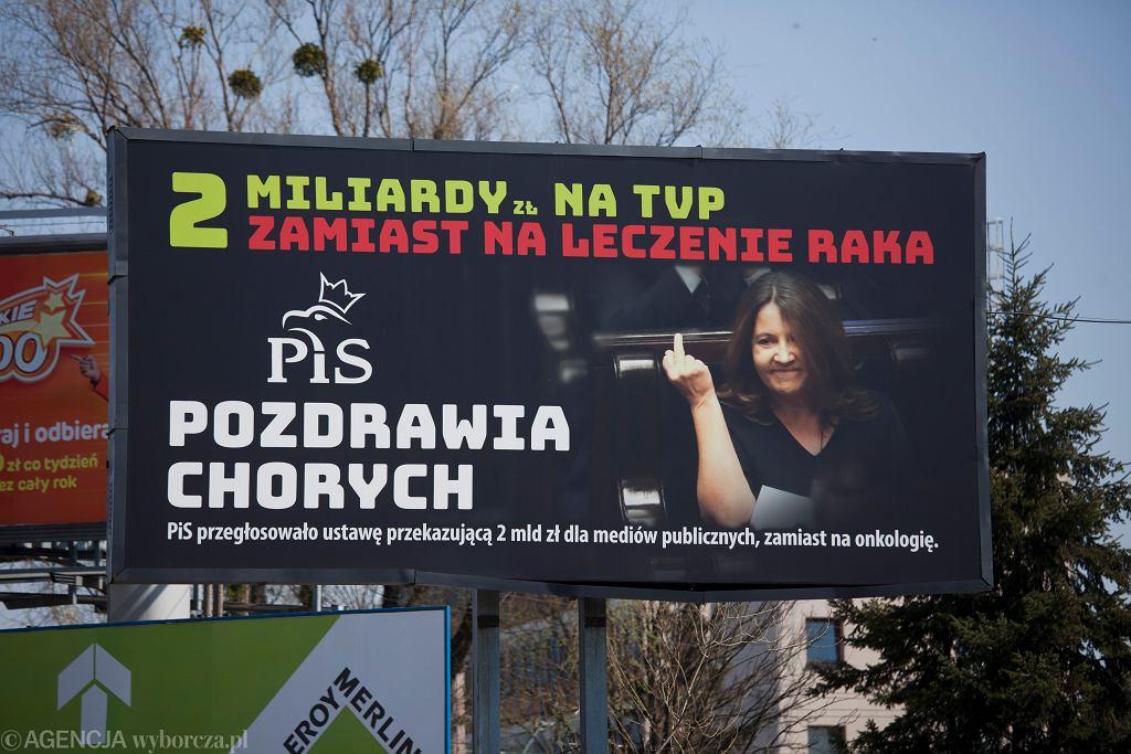 Joanna Lichocka pozywa Spontaniczny Sztab Obywatelski