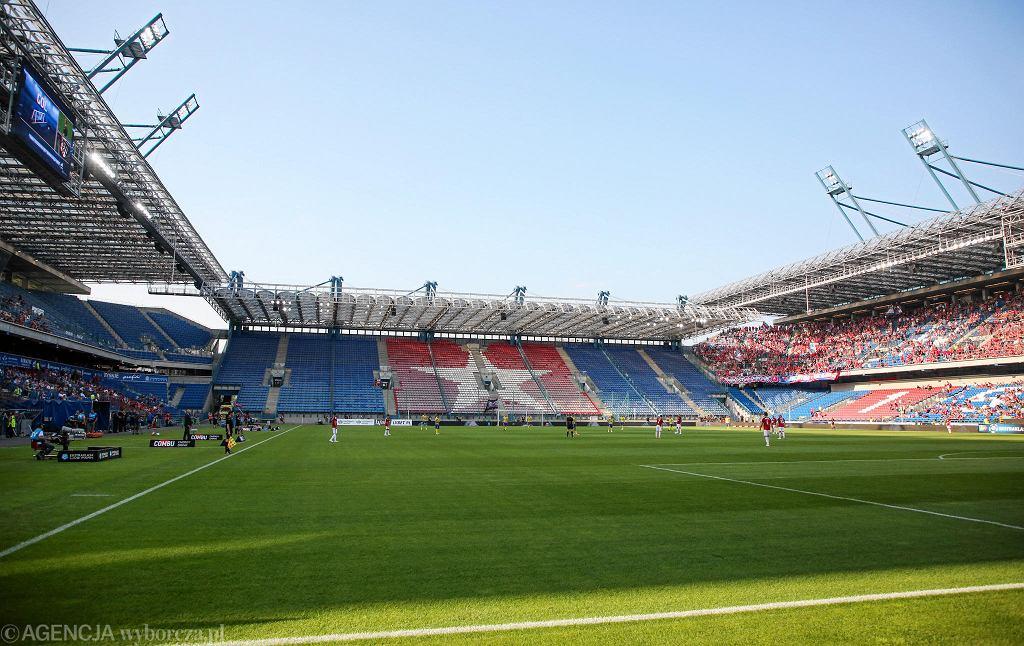 Wisła Kraków - Arka Gdynia 0:0