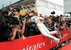 F1. GP Niemiec. Vettel z fatalnym błędem w deszczu, Hamilton z piekła do nieba i po zwycięstwo