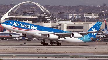 Air Tahiti Nui - zdjęcie ilustracyjne