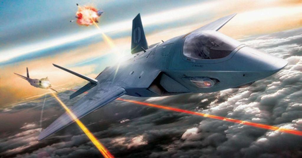 Amerykanie testują broń laserową