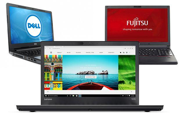 Laptopy do pracy z dyskami SSD
