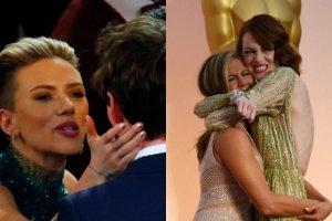 Scarlett Johannson i Eddie Redmayne, Jennifer Aniston i Emma Stone