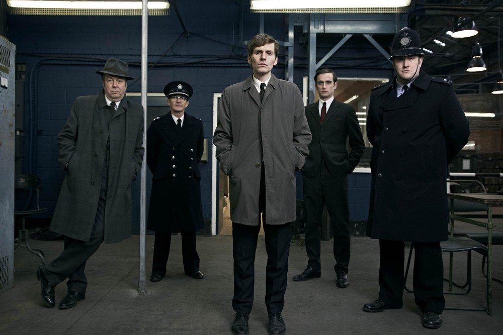 'Endeavour' - serial kryminalny, Wielka Brytania 2016, reż. Sandra Goldbacher