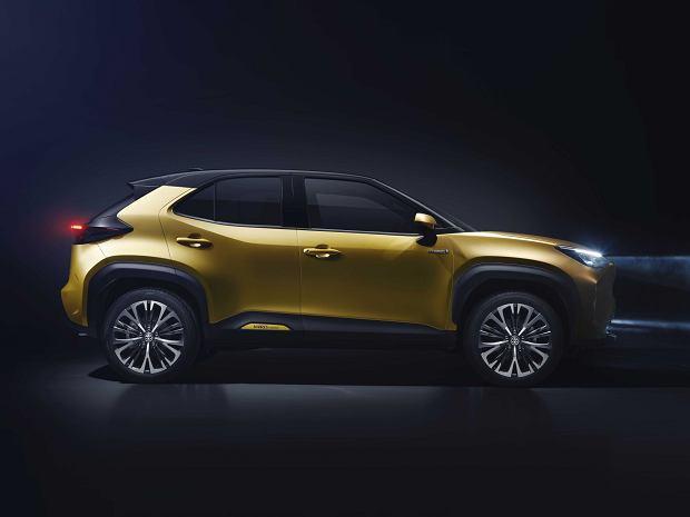Światowa premiera Toyoty Yaris Cross - hybrydowego SUV-a dla mas