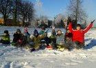 Zimowe gry i zabawy w szkołach