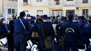 Greeec police