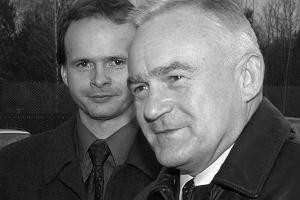 Leszek Miller z synem