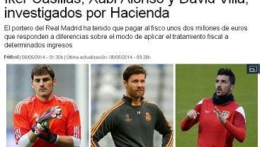 "O problemach Hiszpanów pisze ""La Vanguardia"""