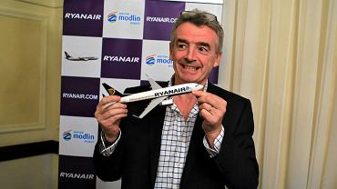 Ryanair chce wznowić połączenia lotnicze
