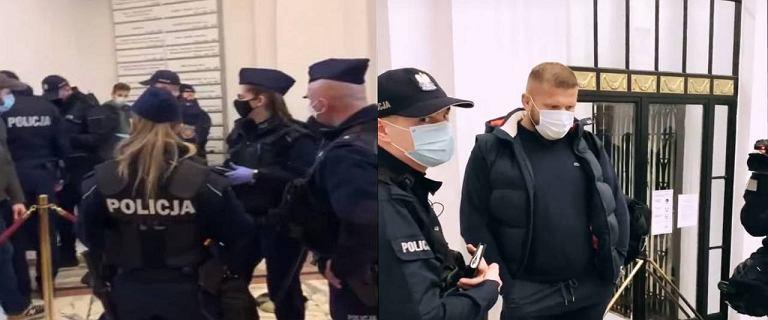 """Policja nie odpuszcza. """"Terroryzują klientów. Cały czas ktoś na nas donosi"""""""
