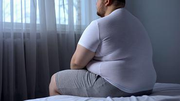 29-latek podczas lockdownu schudł 76 kg. Bał się, że nie zobaczy, jak jego dzieci dorastają (zdjęcie ilustracyjne)
