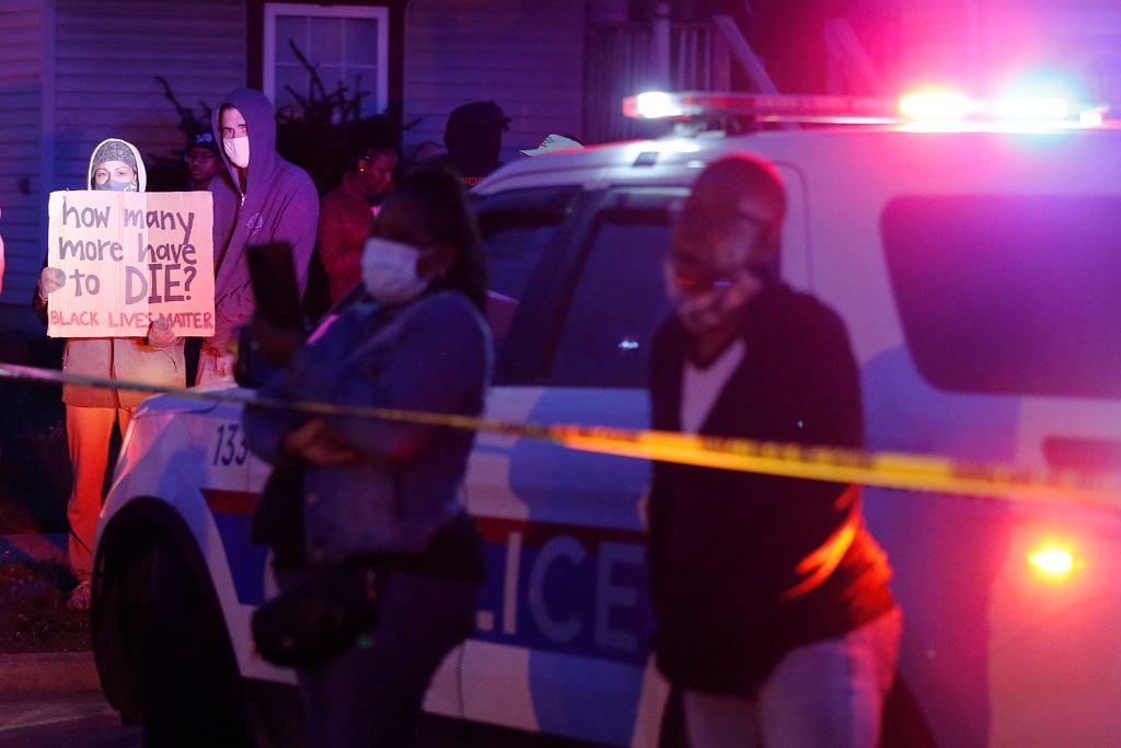 Columbus. Protesty po śmiertelnym postrzeleniu przez policjanta 16-letniej dziewczyny