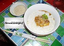 Lekki ryż z mango w mleczku kokosowym - ugotuj