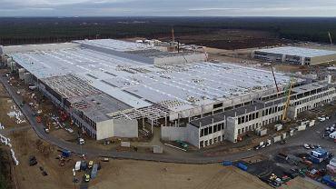 Fabryka Tesla Giga Berlin - Gigafactory 4
