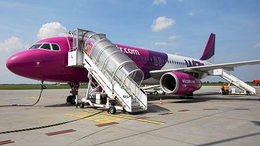 Wizz Air uruchomi loty z Krakowa do Sztokholmu od 16 lipca
