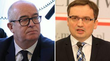 Andrzej Seremet, Zbigniew Ziobro