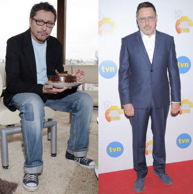 Andrzej Sołtysik w 2007 i 2015 roku