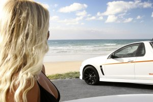 Holden Sandman | Plażowy styl Australii