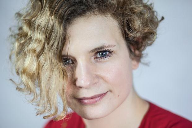 Małgorzata Nocuń, autorka książki 'Wczesne życie'