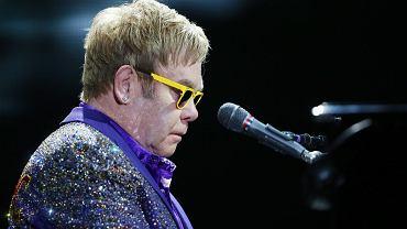 Elton John w Krakowie