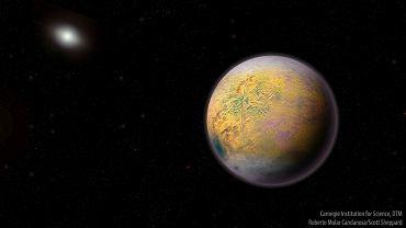 Atronomowie odkryli nową planetę karłowatą w naszym Układzie Słonecznym