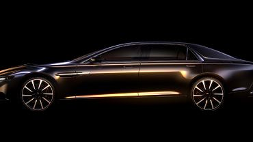 Nowy Aston Martin Lagonda