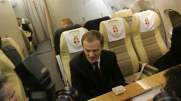 Donald Tusk, 2007 r.