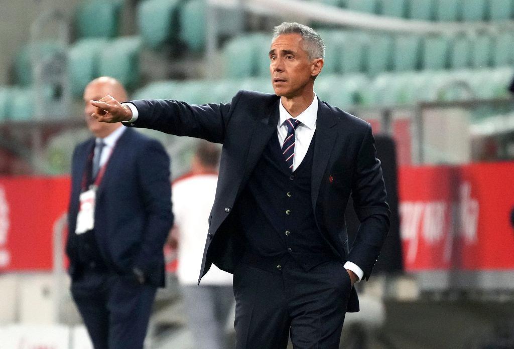 Paulo Sousa jest jednym z najlepiej opłacanych trenerów na Euro 2020