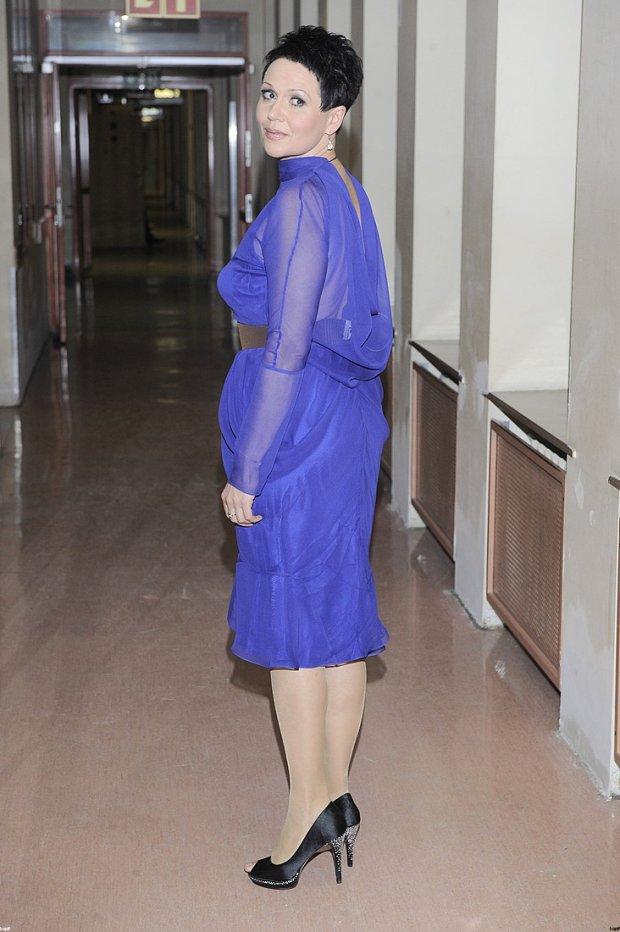 Małgorzata Pieńkowska w 2010