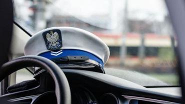 Kontrola policji we Wrocławiu