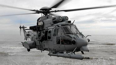 Helicopter Caracal EC725