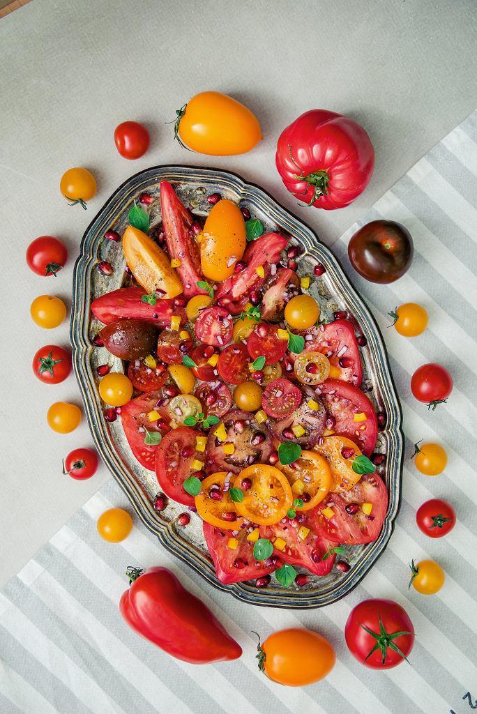 Dania z pomidorów