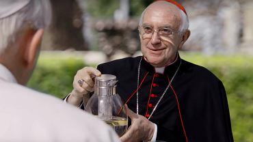 kadr ze zwiastuna filmu 'Dwóch papieży'